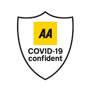 aa covid confident accreditation